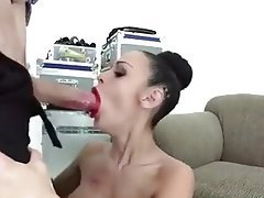 Blowjob, British, MILF, Pornstar