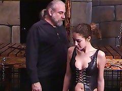 BDSM, MILF, Brunette, Latex