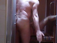 Amateur, Arab, Shower, Fucking