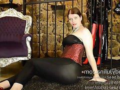 BDSM, Femdom, German, High Heels