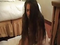 Cum in mouth, Masturbation, MILF
