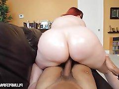 BBW, Big Butts, Redhead, Big Booty
