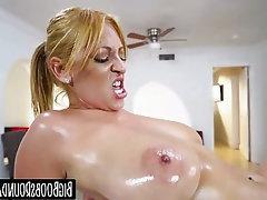 Blowjob, MILF, Massage, Big Tits