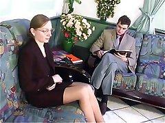 MILF, Russian, Stockings