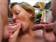 Old and Young, Anal, Big Boobs, Group Sex