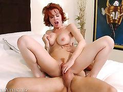 Asian, Babe, Big Cock, Big Tits