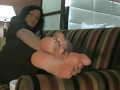 Amateur, Foot Fetish, MILF