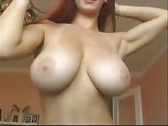 Big Boobs, German, MILF, Redhead