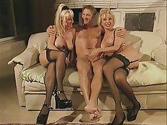 Anal, Blonde, German, MILF