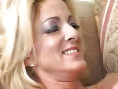 Big Boobs, Blonde, Creampie, Mature