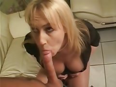 Blonde, Mature, Facial, Hardcore
