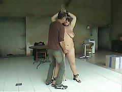 BDSM, Blowjob, Cumshot, Mature