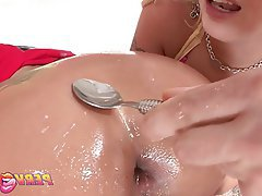 Big Boobs, MILF, POV, Threesome