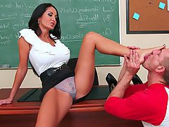 MILF, Teacher, Hardcore, Office